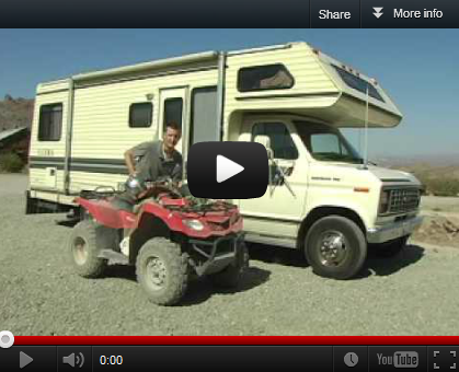 Eldorado Canyon ATV Tour