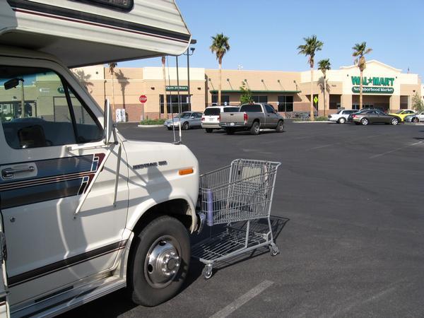 Wal-Mart Parking