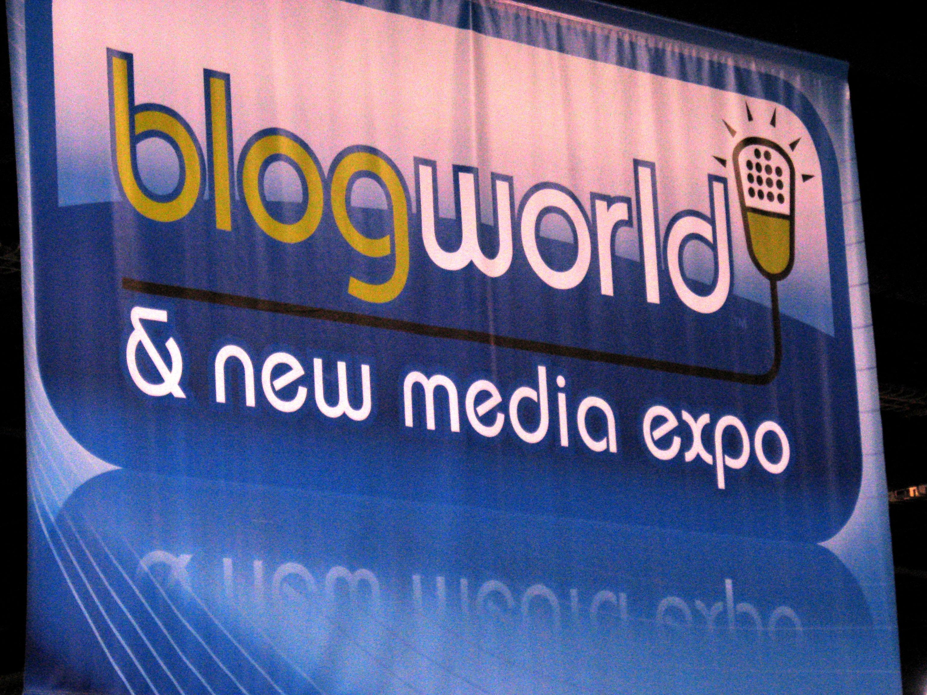 Blog World New Media Expo