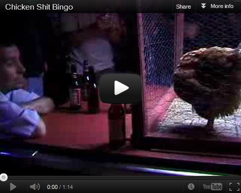 Chicken Shit Bingo