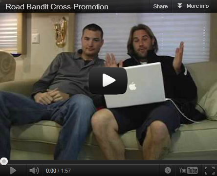 Road Bandit Cross-Promotion