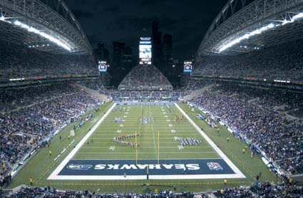 Seattle Seahawks Quest Field